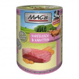 MAC's Dog Hundefutter Kopffleisch