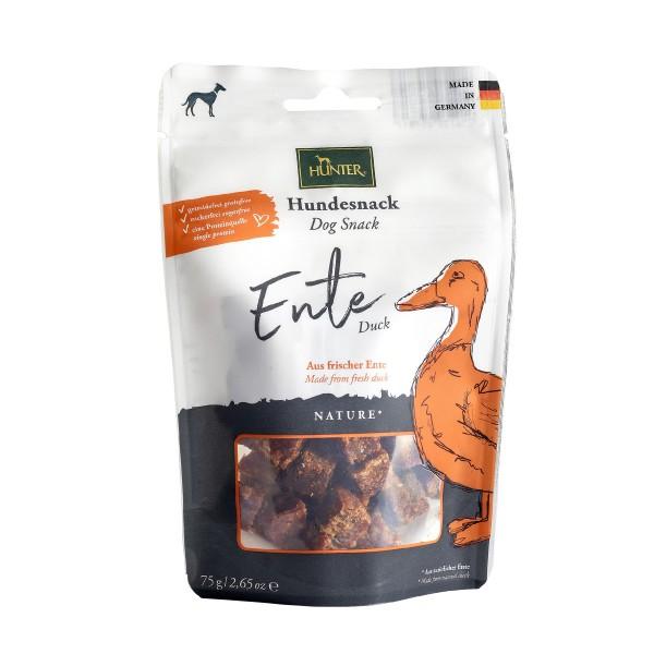 Hunter Hundesnack Nature Ente 75 g
