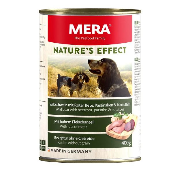 MERA Nature's Effect Nassfutter Wildschwein