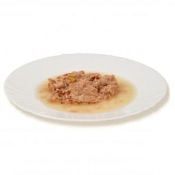 GimCat Superfood ShinyCat Duo Thunfischfilet mit Zucchini