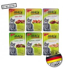MAC's Cat Katzenfutter Pouchpack