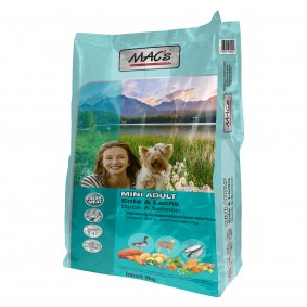 MAC's DOG Adult Mini kachna a losos