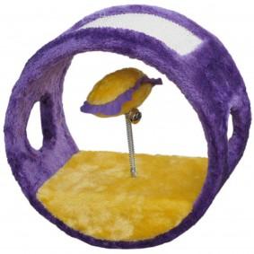 Silvio Design Spielrad für Katzen