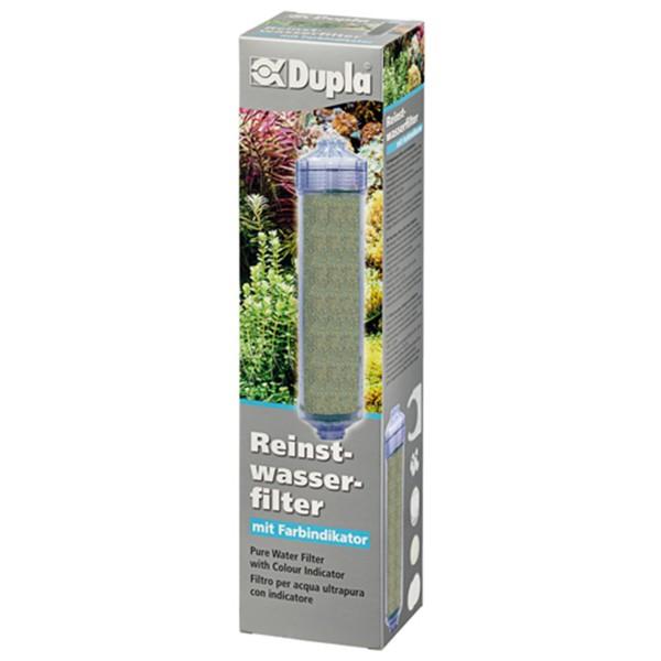 Dupla Reinstwasserfilter mit Farbindikator 500ml