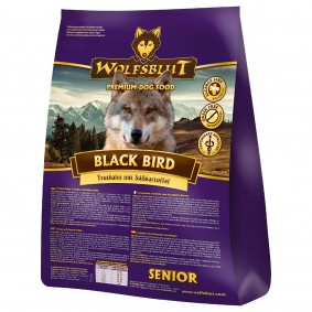 Wolfsblut Black Bird Senior