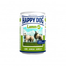 Happy Dog Lamm Pur 12x400g