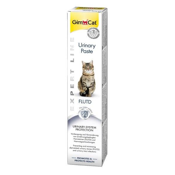 GimCat Ergänzungsfutter Expert Line Urinary Paste 50g