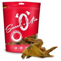 SnackOMio - Hühnerfüße 350g und Hühnerflügel 500g