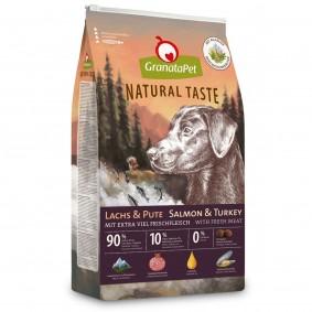 GranataPet Natural Taste Lachs & Pute