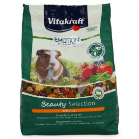 Vitakraft Emotion Beauty Selection Adult Meerschweinchen