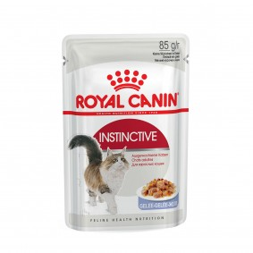 Royal Canin Katzenfutter Instinctive in Gelee 12x85g