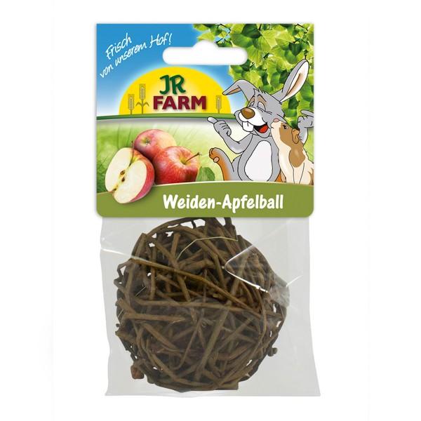 JR Farm Nagersnack Weiden-Apfelball 15g