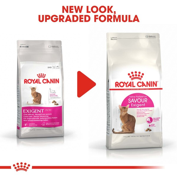 ROYAL CANIN SAVOUR EXIGENT Trockenfutter für wählerische Katzen