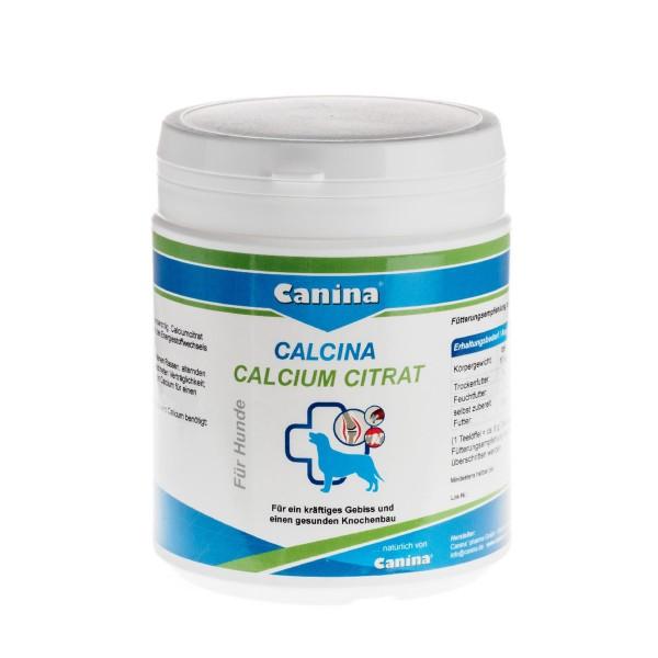 Canina Pharma Calcina Calcium Citrat