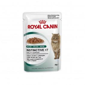 Royal Canin Katzenfutter Instinctive +7 in Gelee 12x85g