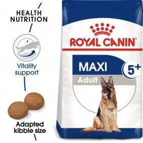ROYAL CANIN MAXI Adult 5+ Trockenfutter für ältere große Hunde