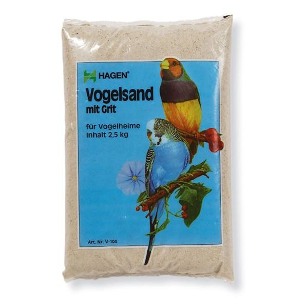 Hagen Vogelsand mit Grit 2,5kg