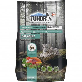Tundra Cat Turkey & Game
