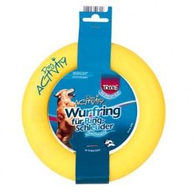 Trixie DogActivity Wurfring für Ring Schleuder schwimmend