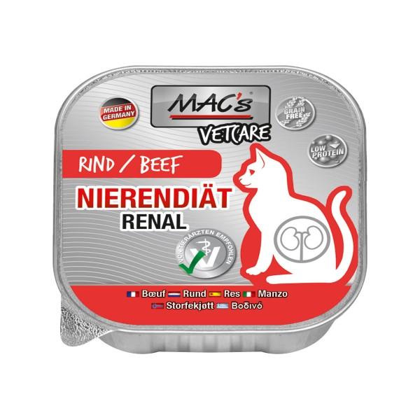 MAC's CAT Vetcare Rind Nierendiät