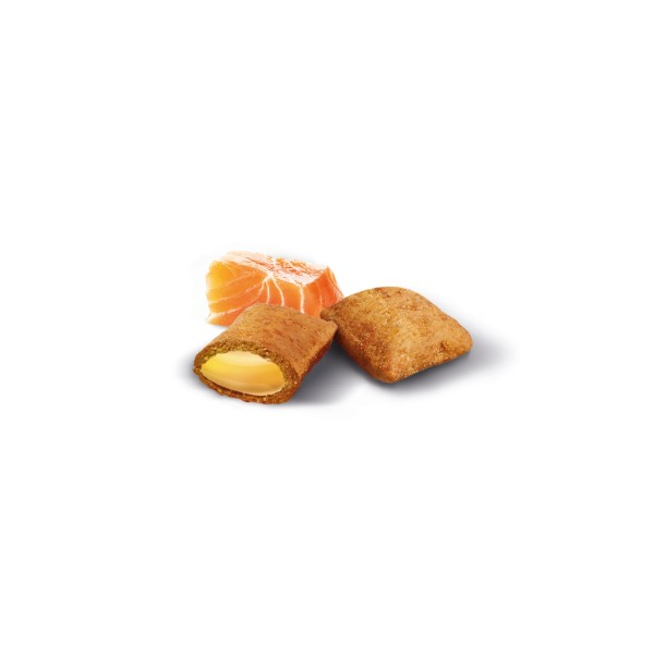 GimCat Nutri Pockets Lachs + Omega 3&6 60g