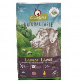 GranataPet Natural Taste Adult s jehněčím masem