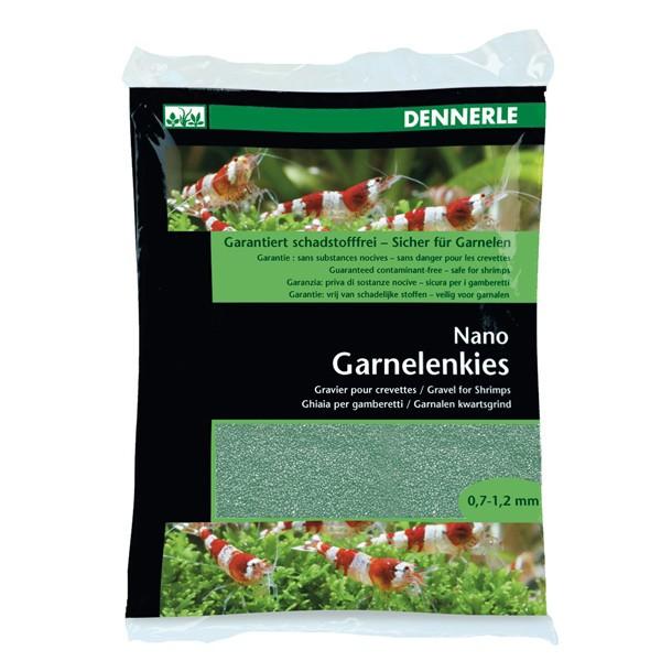 Dennerle Nano Garnelenkies Java grün 2 kg