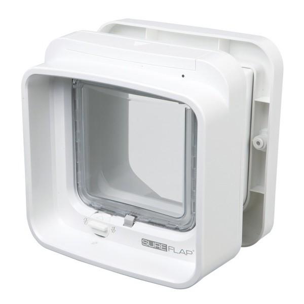 SureFlap DualScan Mikrochip Katzenklappe
