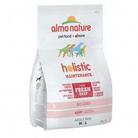 Almo Nature Holistic Medium Dog mit Rind und Reis