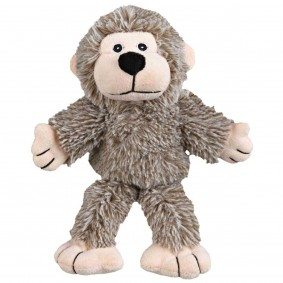 Trixie Hundespielzeug Affe mit Stimme