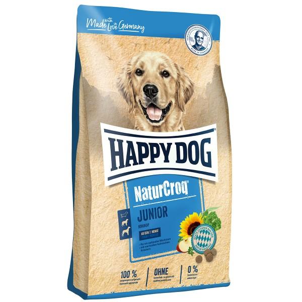 Happy Dog Premium NaturCroq Junior