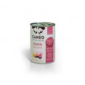 Caneo Huhn und Lachs 400g