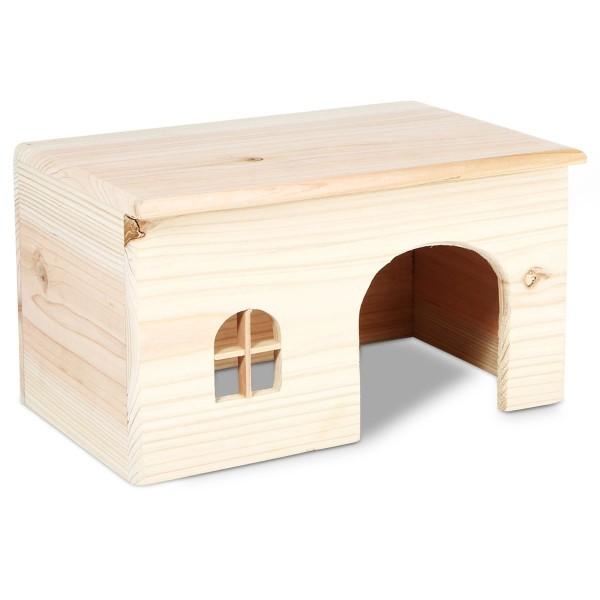 Holzhaus Für Kleintiere : holzhaus f r nager kleintiere g nstig kaufen bei zooroyal ~ Lizthompson.info Haus und Dekorationen