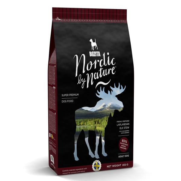 Bozita Nordic By Nature Laplandian Elk Stew