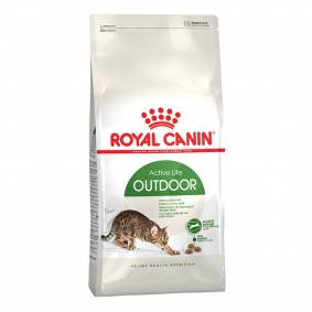 Royal Canin Katzenfutter Outdoor
