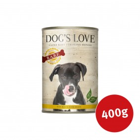 Dog's Love Nassfutter B.A.R.F. Huhn Pur