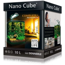 DENNERLE NanoCube Complete Plus 10l Aquarium Set