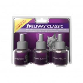 Feliway® Classic 3 x 30 dnů, výhodné balení
