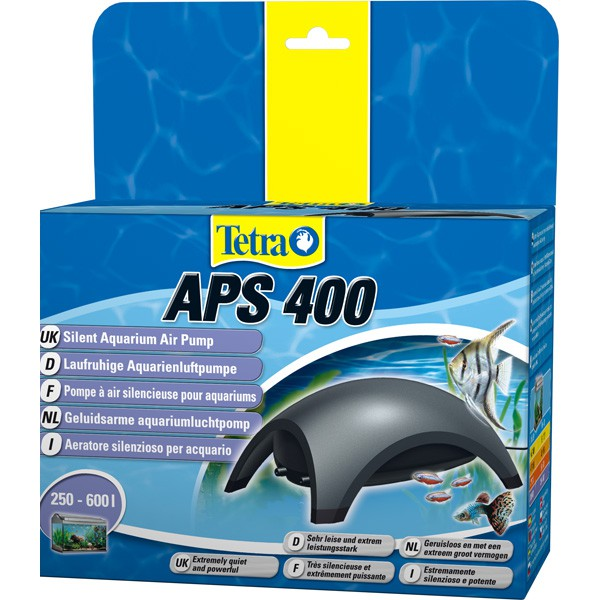 Tetra Luftpumpe APS 400 anthrazit