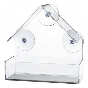 Trixie Futterhaus für Fensterscheibe