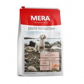 MERA pure sensitive MINI losos a rýže