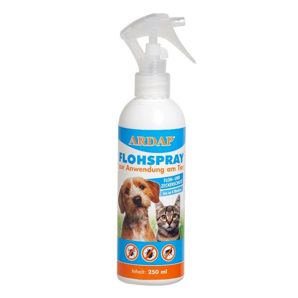 Ardap Flohspray zur Anwendung am Tier 250ml