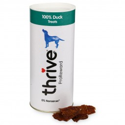 thrive ProReward Ente Hundesnack MaxiTube 500g