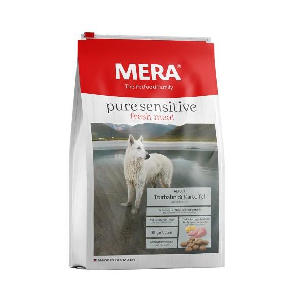 MERA pure sensitive Truthahn und Kartoffel