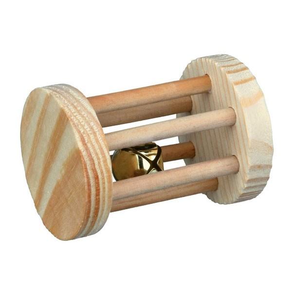 Trixie Spielrolle für Kleintiere aus Holz ø 5cm...