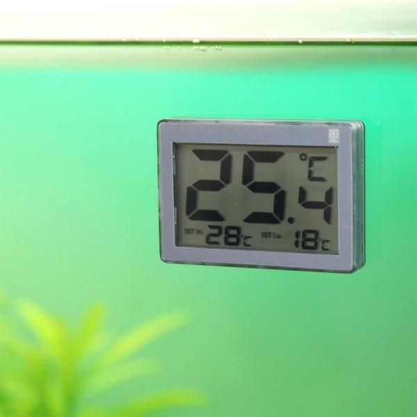 JBL Aquarium Thermometer DigiScan Alarm