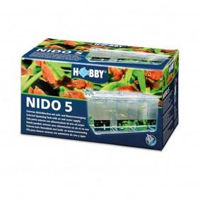 Hobby nádržka pro tření ryb Nido 5, 26 × 14 × 13cm