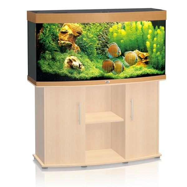 Juwel Vision 260 Aquarium ohne Schrank - Buche
