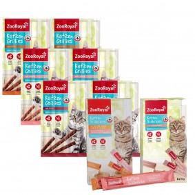Zooroyal Snackpaket Zuckerfrei