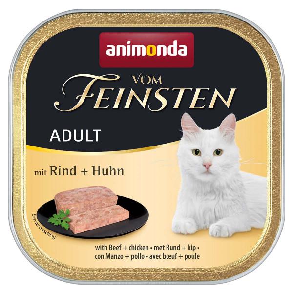 Animonda Vom Feinsten Adult mit Rind und Huhn